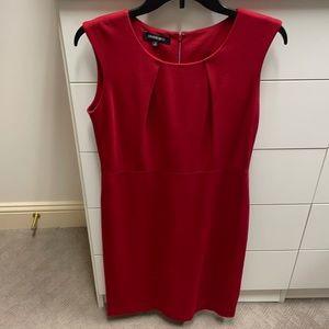 La Fayetteville 148 red dress.